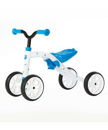 Chillafish Quadie Push Bike - Blue