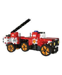 Clics Hero Squad Fire Brigade Drum - Red