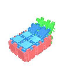 Clics Set Building Plans - Multicolor