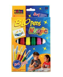 Malino Blopens Magic - Set Of 5
