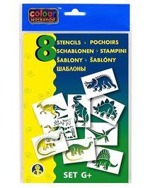 Malino Stencils - Pack Of 8