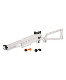 Petron Stealth Rifle - White