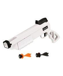 Petron Stealth Pistol Gun - White