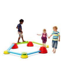 Gonge Build N' Balance Intermediate Set - Multicolor