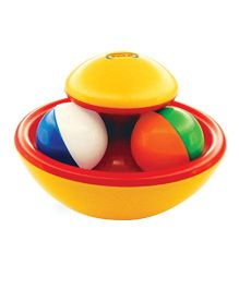 Tolo Rock And Roll Rattle - Multicolor