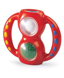 Tolo Magic Shaker Rattle - Red