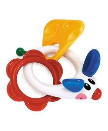 Tolo Mouse Rattle - Multicolor