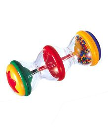 Tolo Shake Rattle And Roll Rattle - Multicolor