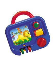 Tolo Musical Activity TV - Multicolor