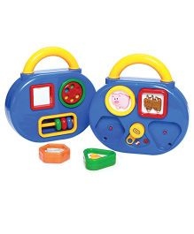 Tolo Musical Shape Sorter - Multicolor