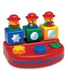 Tolo Pop Up Teddies - Multicolor