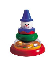 Tolo Stacking Activity Clown - Multicolor