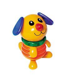 Tolo Squeaky Friends Toy Puppy - Multicolor