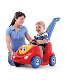 Step2 Anniversary Edition Push Around Buggy - Red Blue