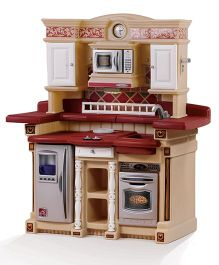 Step2 LifeStyle PartyTime Kitchen Set - Multicolor