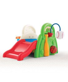 Step2 Sportstastic Activity Set - Multicolor
