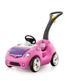 Step2 Whisper Ride II Car - Pink