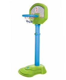 OK Play Basket Ball Ring - Blue Green