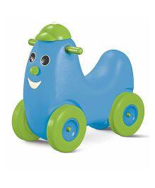 OK Play Humpty Dumpty Ride On - Blue