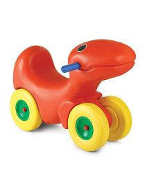 OK Play My Pet Ride On - Red