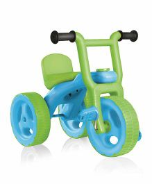 OK Play Pacer Tricycle - Green Blue