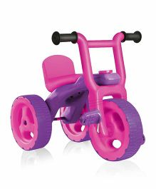OK Play Pacer Tricycle - Pink Purple