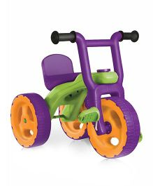 OK Play Pacer Tricycle - Purple Green