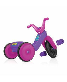 OK Play Falcon Tricycle - Violet