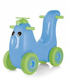 OK Play Scoot Hoot Ride On - Blue