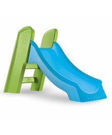 OK Play Slider Ladder - Blue Green