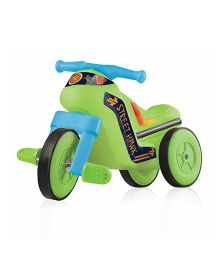 OK Play Street Hawk Tricycle - Green
