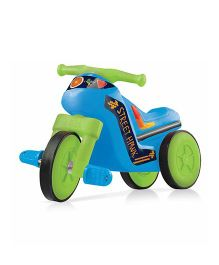 OK Play Street Hawk Tricycle - Blue