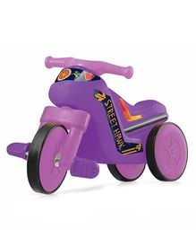 OK Play Street Hawk Tricycle - Purple