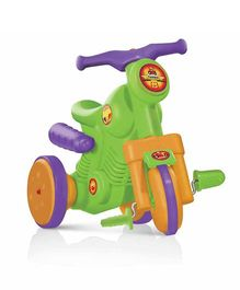 OK Play Turbo Tricycle - Green