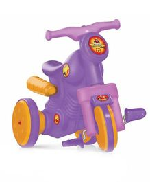OK Play Turbo Tricycle - Violet
