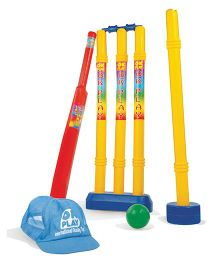 Ok Play Cricket Set - Multicolor