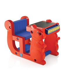 OK Play Table Chair Set - Blue Red