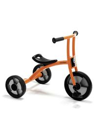 Winther Circleline Tricycle Medium - Orange Black