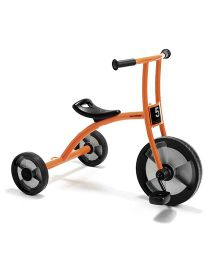 Winther Circleline Tricycle Large - Orange Black