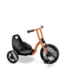 Winther Circleline Easy Rider - Black Orange