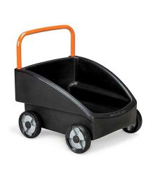 Winther Circleline Push Wagon - Black