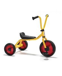 Winther Duo Tricycle Low - Yellow Red Black