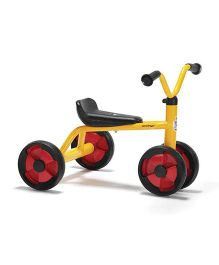 Winther Duo Pushbike - Yellow