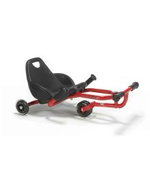 Winther Circleline Foot Twister - Black Red