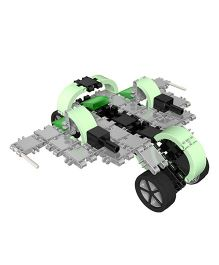 Clics Space Rollerbox Construction Set - 400 Pieces