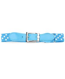 Kid-o-Nation Belt Star Print - Blue