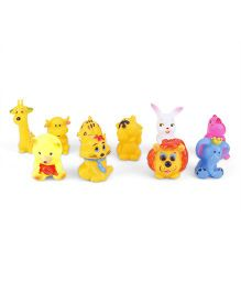 Babyhug Splash Buddies Bath Toys - Set Of 10