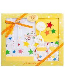 M&M Infant Gift Set Multicolor - Pack Of 7