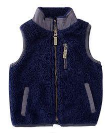 Carter's Sherpa Vest