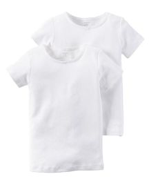 Carter's 2-Pack Cotton Undershirts